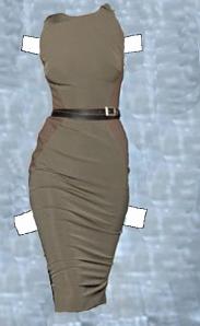 Fierce DFL dress