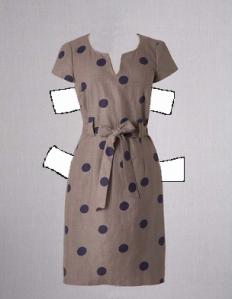 Mumsy DFL dress