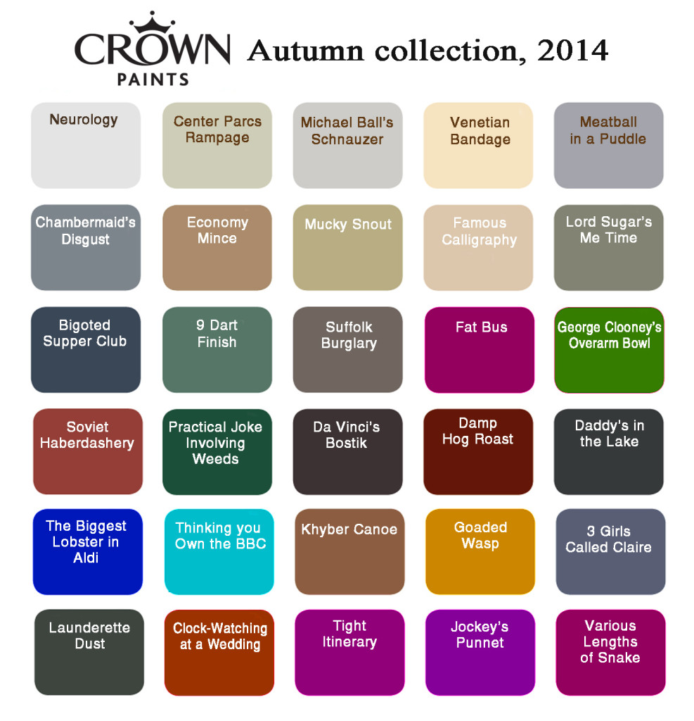 funny paint color names cool funny paint color names joke paint color names decorating design. Black Bedroom Furniture Sets. Home Design Ideas