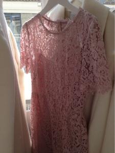 Hobbs Pink Dress