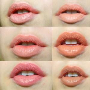 Nude-Lipsticks